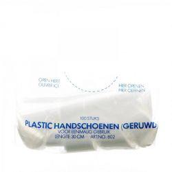 Pharmex gant en plastique 100 pièces