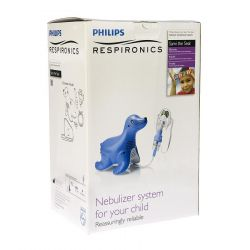Philips Respironics Sami The Seal aerosoltoestel 1 stuks