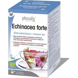 Physalis Echinacea forte infusion Thé 20 pièces