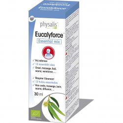 Physalis Eucalyforce essential mix Huiles essentielles 30ml