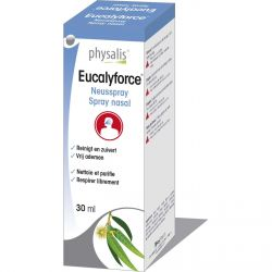 Physalis Eucalyforce neusspray Neusspray 30ml