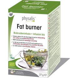 Physalis Fat Burner infusión Té 20 unidades
