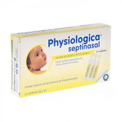 Physiologica septinasal Flapulles 20x5ml