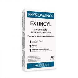 Physiomance Extincyl NF Capsules 40 pièces