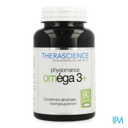 Physiomance Omega 3+ Capsules 90 pièces