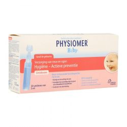 Physiomer Baby unidosis Flapullen 30x5ml