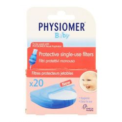Physiomer Filters 20 stuks