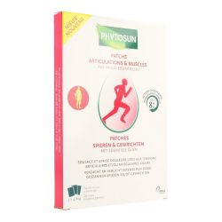 Phytosun Articulations & Muscles Patch 3 pièces