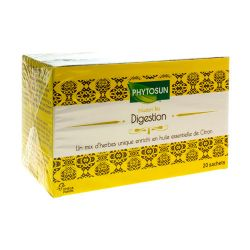 Phytosun infusion digestion Infusettes 20 pièces