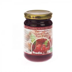 Prodia confiture aux 4 fruits Confiture 300g
