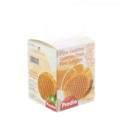 Prodia galettes fines Gaufre 170g