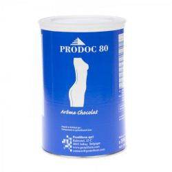 Prodoc 80 chocolate Polvo 350g