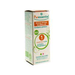 Puressentiel Eucalyptus Globulus Bio  Essentiële oliën 10ml