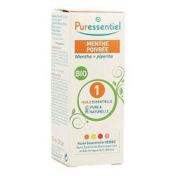 Puressentiel menthe poivrée bio Huiles essentielles 30ml