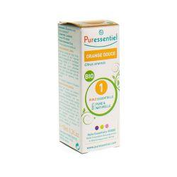 Puressentiel orange douce bio Huiles essentielles 10ml