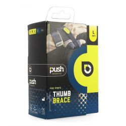 Push Sports Duimbrace links L 1 stuks