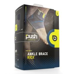 Push Sports Enkelbrace Kicx links S 1 stuks