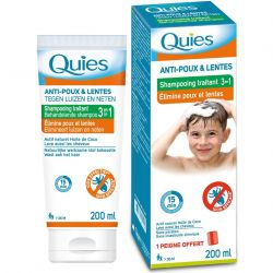 Quies Anti-luis behandelende shampoo 3in1 Shampoo 200ml