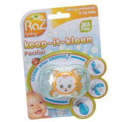 Raz baby fopspeen Kit Kitty 0-36m 1 stuks
