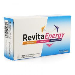 Revita Energy Effervescents 20 pièces