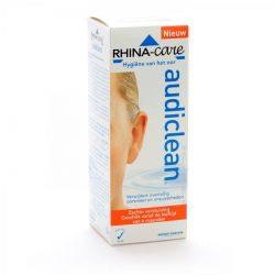 Rhinacare audiclean spray Spray 60ml