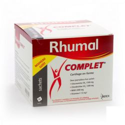 Rhumal complet Sachets 90 pièces