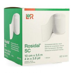 Rosidal SC 10cmx3,5m 1 pièces