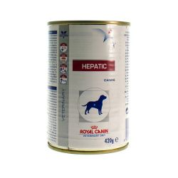 Royal Canin Hepatic canine Blikvoeding 420g