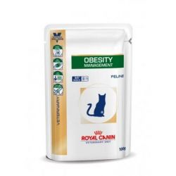Royal Canin obesity chat  Sachet 12 pièces