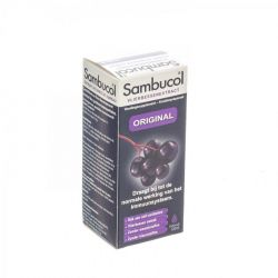 Sambucol original Drinkbare oplossing 120ml