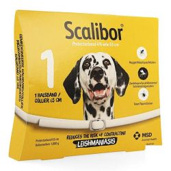 Scalibor Grote hond Halsband 65cm