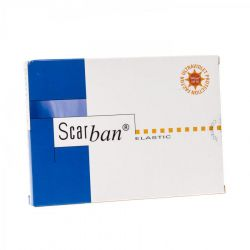 Scarban Elastic 10x15cm 1 Stück