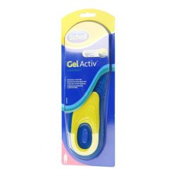 Scholl Gel Activ Everyday women 2 pièces