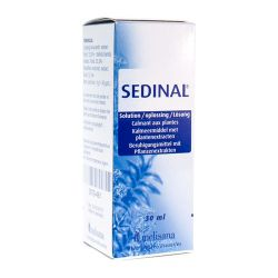 Sedinal gotas 30ml Gotas 30ml