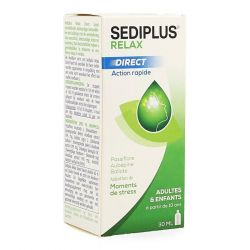 Sediplus Relax Direct Gouttes 30ml