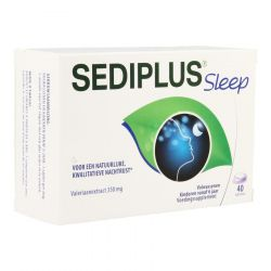 Sediplus Sleep Tabletten 40 stuks