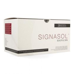 Signasol Beautiful skin Flacon 28 stuks
