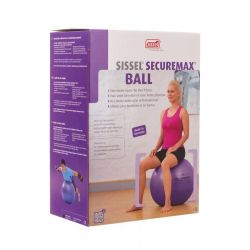 Sissel Ball Securemax ballon d'assise 65cm gris 1 pièces