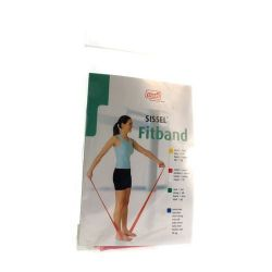 Sissel Fitband soft jaune 1 pièces