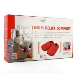 Sissel Linum Relax comfort 36-40 rood 1 stuks