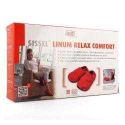 Sissel Linum Relax confort 41-45 rouge 1 pièces