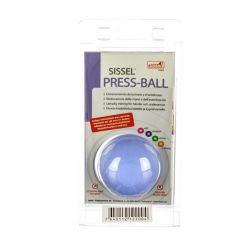 Sissel Press bal medium blauw 1 stuks