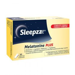 Sleepzz Melatonine Plus Tabletten 30 stuks