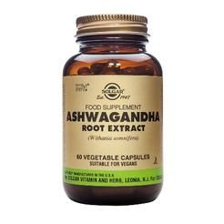 Solgar Ashwagandha root extract Capsules 60 pièces