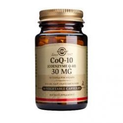 Solgar Co-enzyme Q10 30mg Capsules 30 pièces