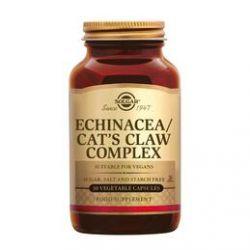 Solgar Echinacea/Cat's Claw Complex Capsules 30 stuks