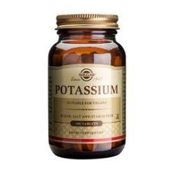 Solgar Potassium Tabletas 100 unidades