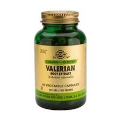 Solgar Valerian Root extract Capsules 60 pièces