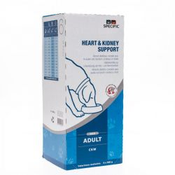 Specific CKW Heart & kidney support hond Blikvoeding 6x300g