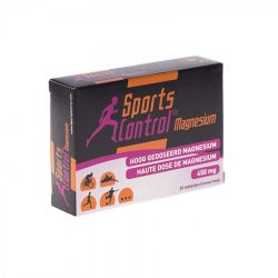 Sports Control Magnesium 450mg Tabletten 30 stuks
